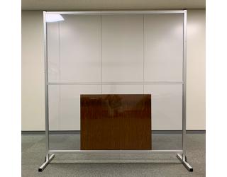 飛沫スクリーン 大型透明間仕切